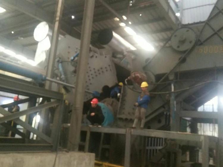 双辊式废钢bwinchina平台注册